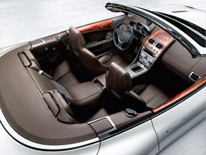 Aston Martin Db9 2008 Testbericht