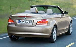 bmw 120i cabrio testbericht. Black Bedroom Furniture Sets. Home Design Ideas