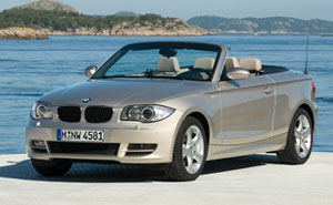 bmw 1er cabrio 2008 testbericht. Black Bedroom Furniture Sets. Home Design Ideas