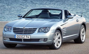 chrysler crossfire roadster testbericht. Black Bedroom Furniture Sets. Home Design Ideas