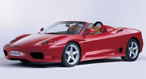 Ferrari 360 Modena Spider Testbericht