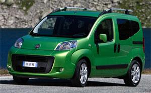 Fiat Qubo 2009 - Testbericht Autosieger.de