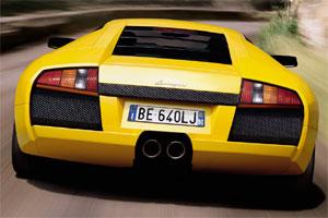 Lamborghini Murcielago Testbericht