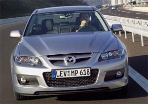 mazda6 mps 2006 - testbericht