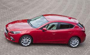 Mazda3 Schrägheck