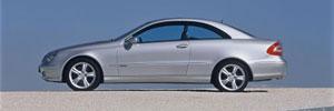 Mercedes CLK Coupé