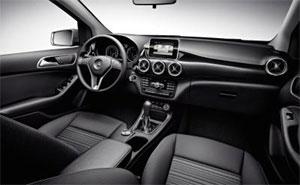 Mercedes-Benz B-Klasse 2012 - Testbericht