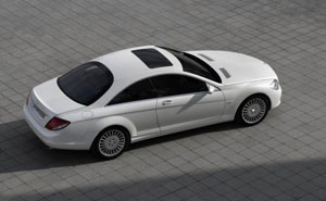 Mercedes-Benz CL-Klasse