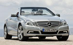Mercedes-Benz E-Klasse Cabrio