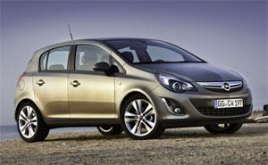 Opel Corsa 2011 Testbericht