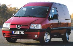Peugeot Expert 2004 Testbericht