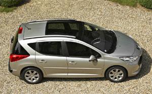 Peugeot 207 Sw 2007 Testbericht