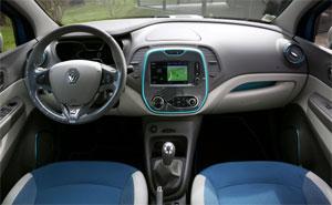 Renault Captur 2013 - Testbericht