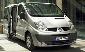 Renault Trafic 2006 Testbericht