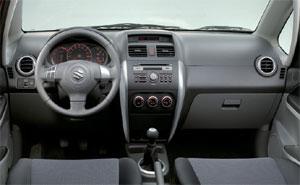 Suzuki Sx4 Testbericht Autosieger Fahrzeugtest