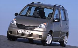 Toyota Yaris Verso Testbericht