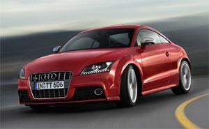 Audi TTS - Roadster und Coupé
