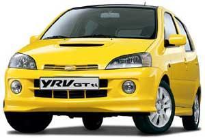 Daihatsu YRV GTti