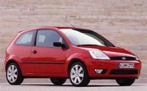 Ford Fiesta 3-türig