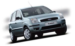 Ford Fusion Plus