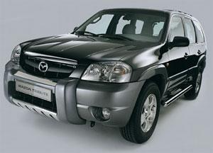 Mazda Tribute Adventure