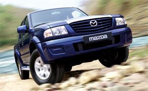 Mazda B2500 Turbo