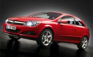 Opel Astra GTC - Gran Turismo Compact