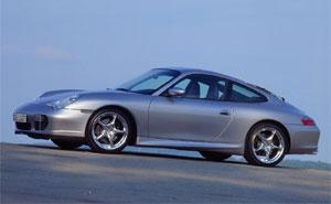 Porsche 911 Jubiläumsmodell
