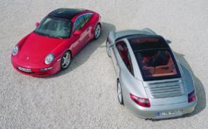 Porsche 911 Targa 4 und 911 Targa 4S