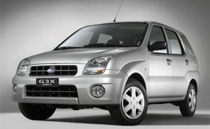 Subaru G3X Justy