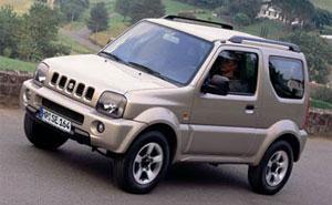 Suzuki Jimny Van