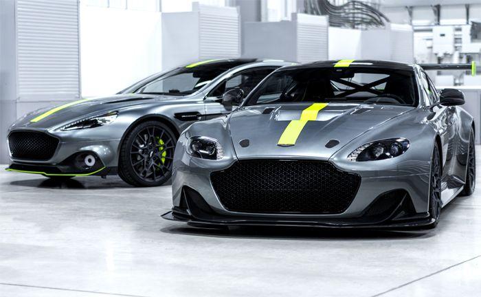 Aston Martin Kraftspritze Rapide Amr Vantage Amr Pro