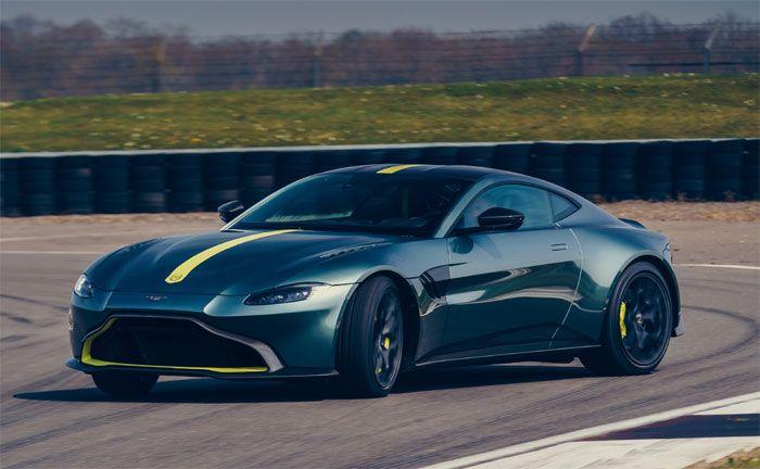 Aston Martin Vantage Ultimativ Und Extrem Limitiert