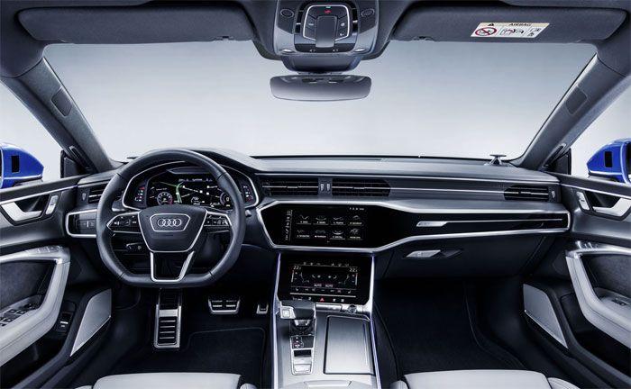 Audi A7 Sportback Modell 2018: Der neue Gran Turismo