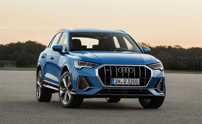 Audi Q3 Der Neue Ist Sportlicher Als Sein Vorganger