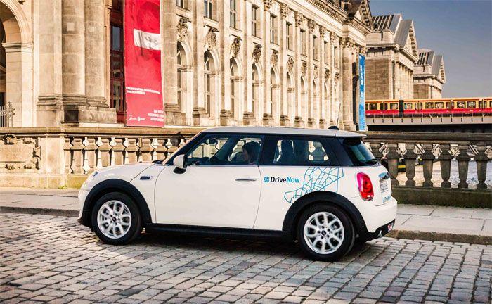BMW und Daimler peilen Führungsrolle bei Mobilitätsdiensten an