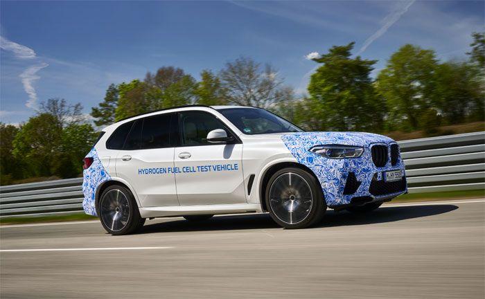 BMW i Hydrogen NEXT in der Alltagserprobung