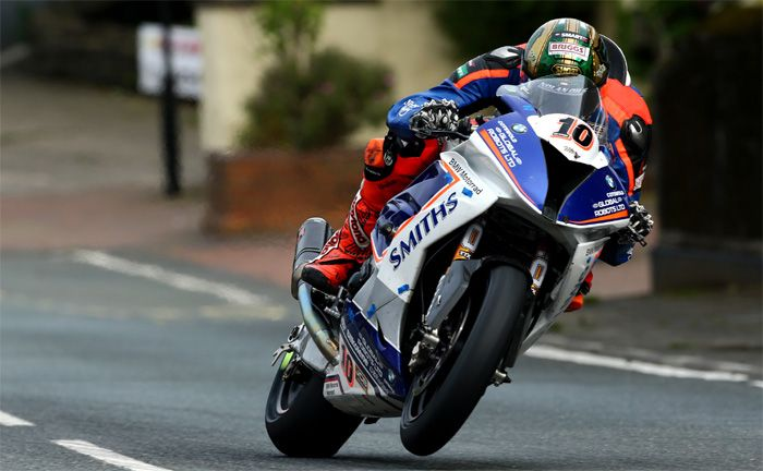 Isle Of Man Tt Bmw S 1000 Rr Racer Erzielt Vierfachsieg
