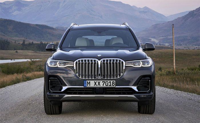 BMW X7: Das jüngste und größte BMW X-Modell ist da