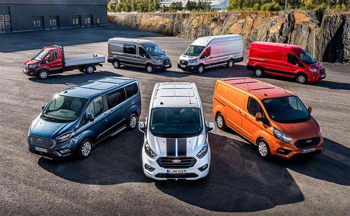 Ford Transit: Neuer, sparsamer und leistungsfähiger