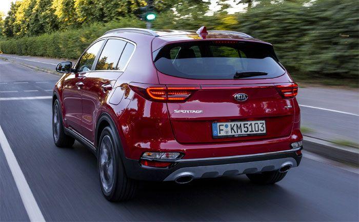 Kia Sportage: Das neue Modell des Kompakt-SUVs ist da