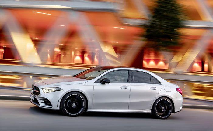 Mercedes Benz A Klasse Limousine Neue Modelle Preise