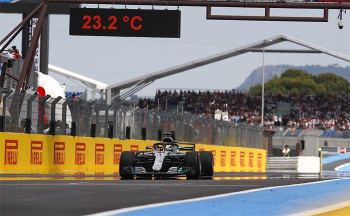 Großer Preis Frankreich Bottas Kämpft Hamilton Siegt