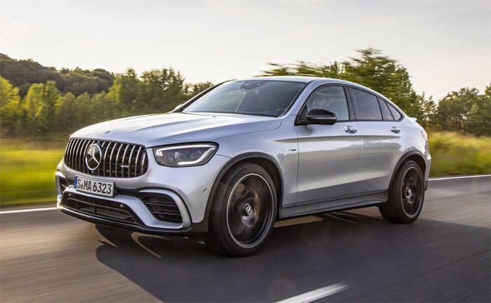 Mercedes Benz Glc Suv Und Coupé Die Neuen Modelle