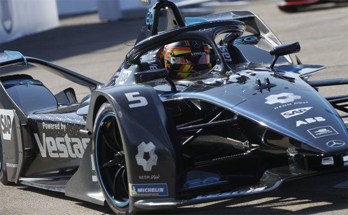 Formel E, Berlin E-Prix: Stoffel Vandoorne (Mercedes-Benz EQ Formel E Team)
