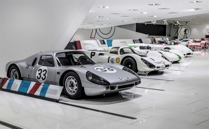 sonderausstellung 70 jahre porsche sportwagen. Black Bedroom Furniture Sets. Home Design Ideas