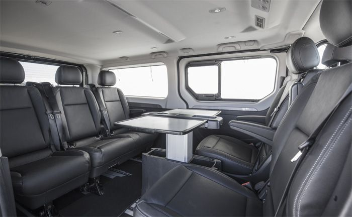 Renault Trafic SpaceClass: \