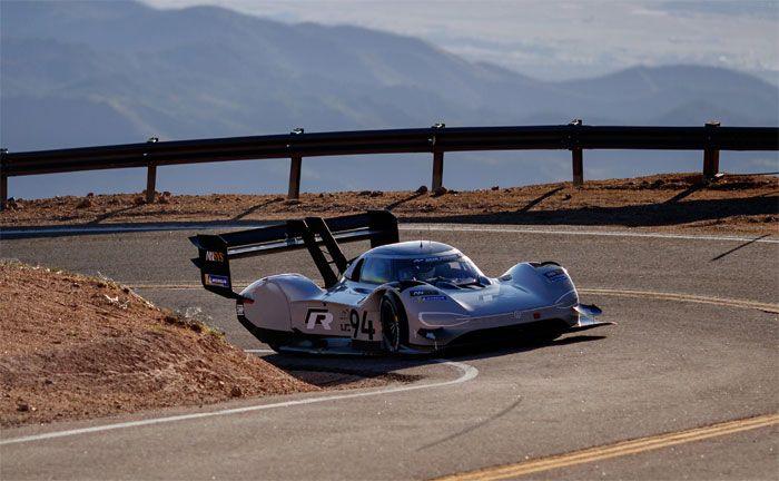 Antrieb des Volkswagen I.D. R Pikes Peak erklärt