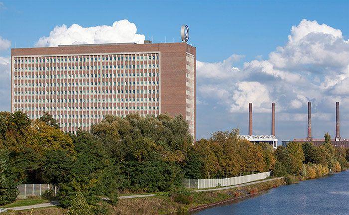 Volkswagen Zentrale Wolfsburg
