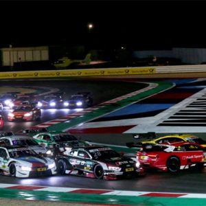 DTM Misano: René Rast, Audi Sport RS 5 DTM (Audi Sport Team Rosberg)